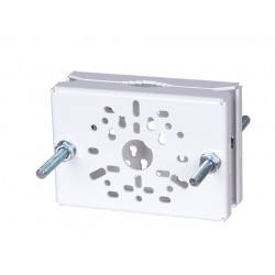 Pole bracket for cameras - white / CH-W