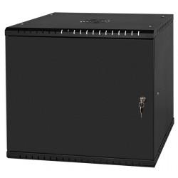 "Szafa rack 19"" 9U, 450MM, Metal-Czarna"